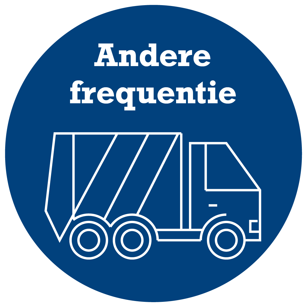 Andere frequentie