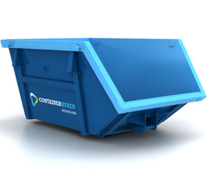 bedrijfsafval bouwcontainer